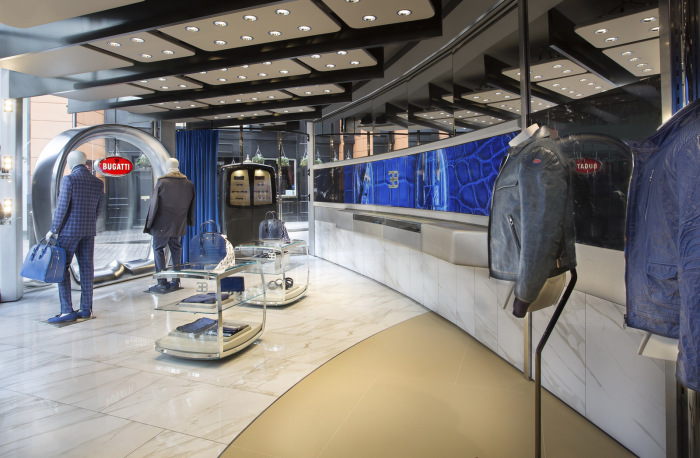 Bugatti Lifestyle Collection London Flagship 5