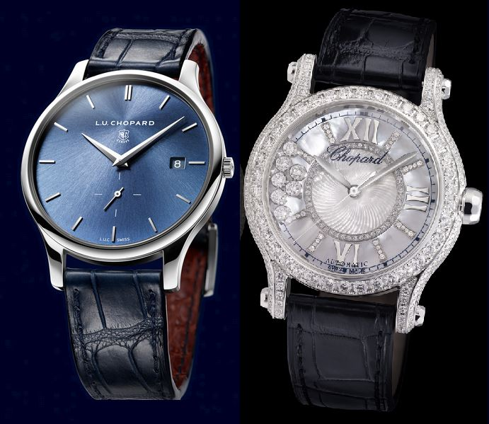 Chopard Timepieces