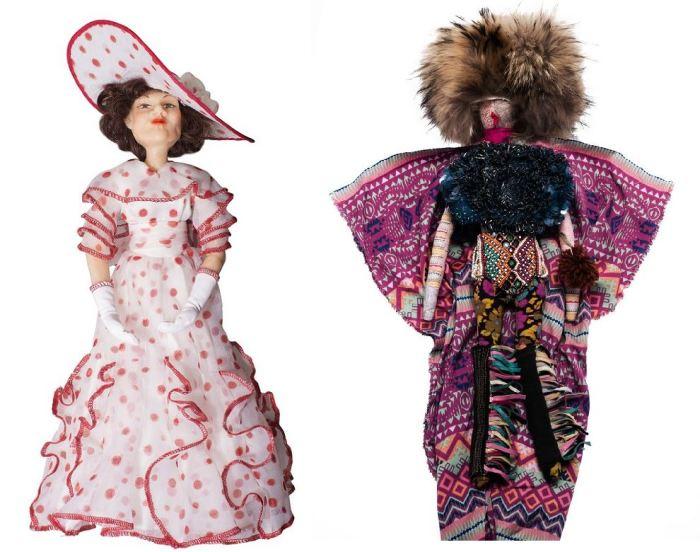 Designer Dolls For UNICEF France 1