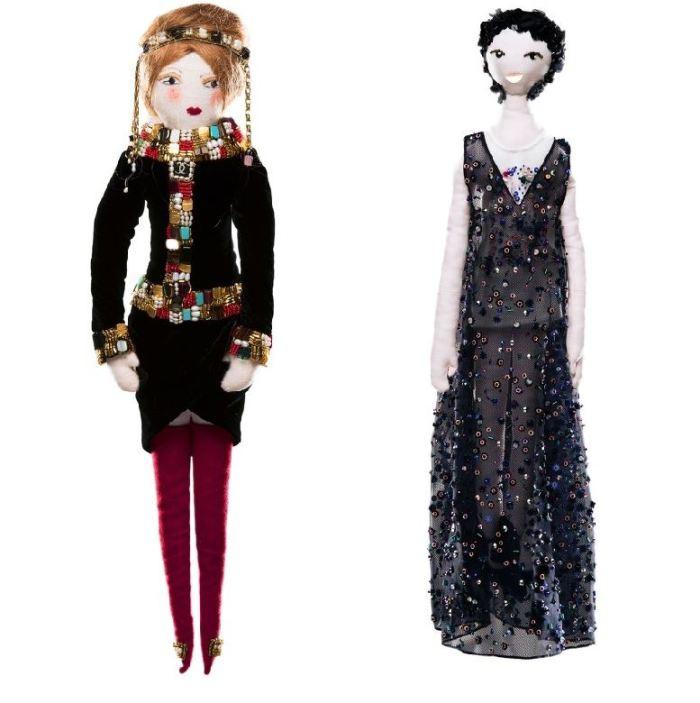 Designer Dolls For UNICEF France 3