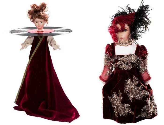 Designer Dolls For UNICEF France 4
