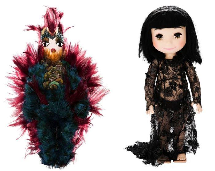 Designer Dolls For UNICEF France 5