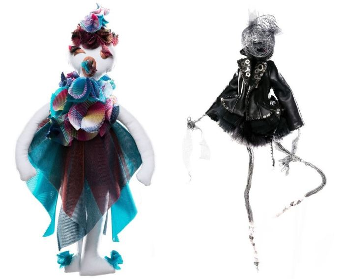 Designer Dolls For UNICEF France 6