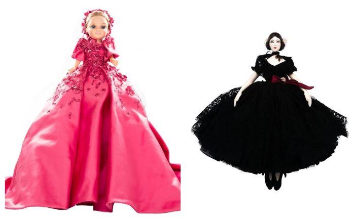 Designer Dolls For UNICEF France 8