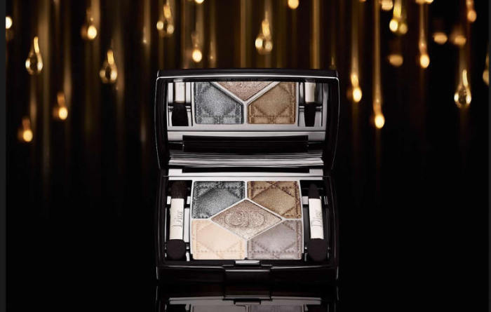 Dior Golden Shock Makeup Collection 2