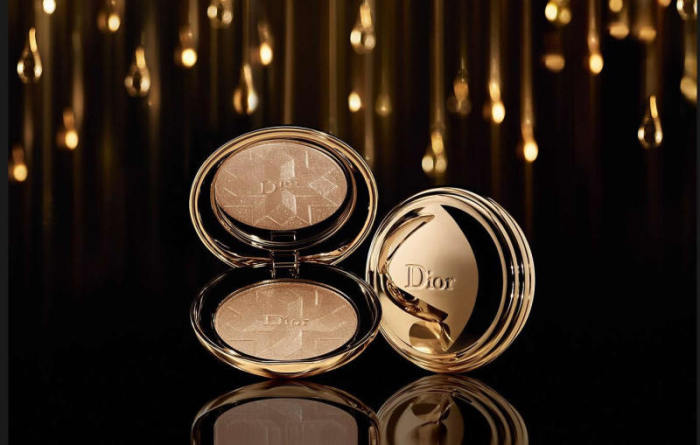 Dior Golden Shock Makeup Collection 5