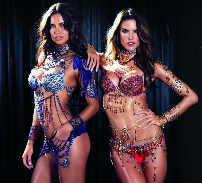Victoria's Secret Lima and Ambrosio