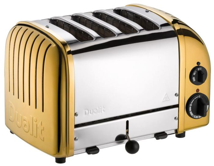 Dualit Gold-Plated Toaster 2