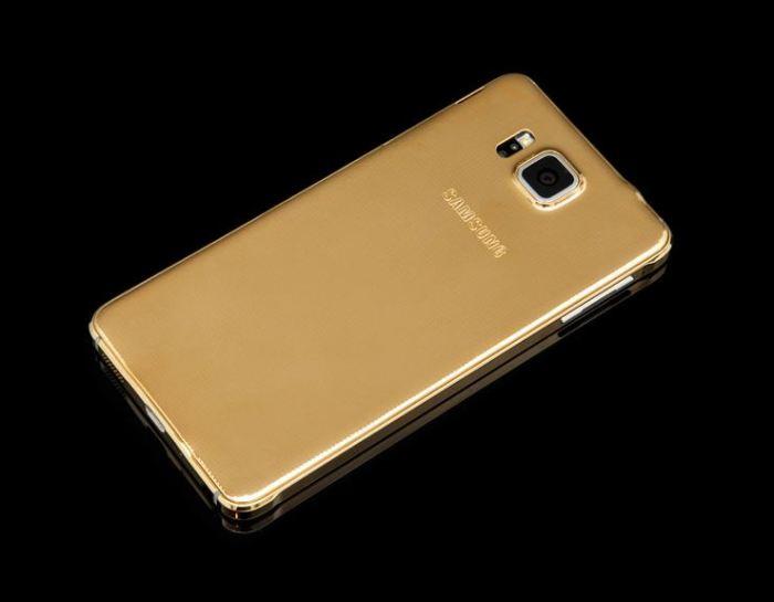 Goldgenie Samsung Galaxy Alpha 2