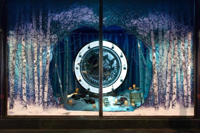 Harrods Christmas Windows 2014 - 10