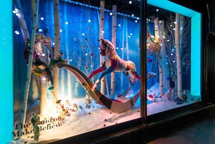 Harrods Christmas Windows 2014 - 4