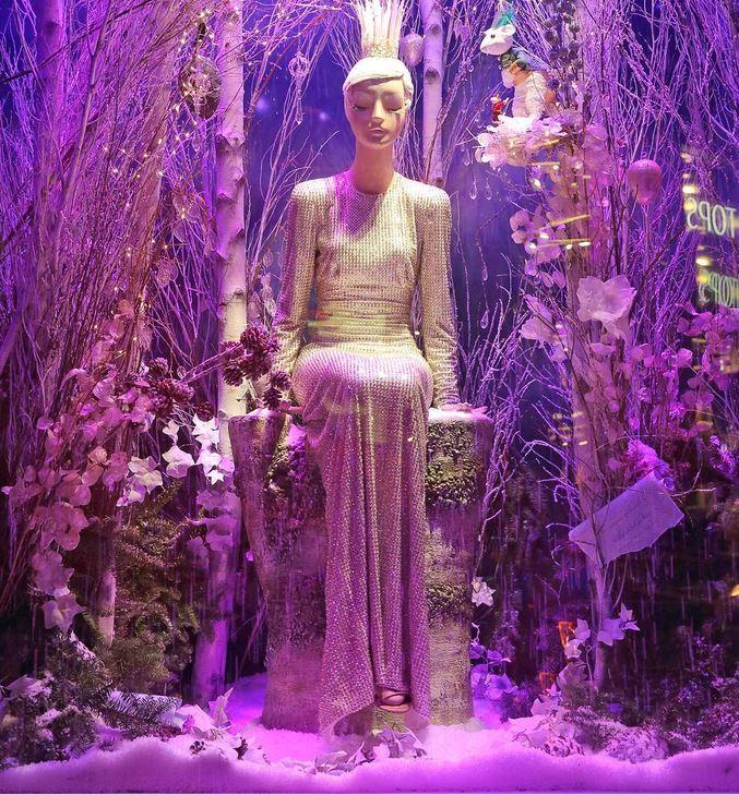 Harrods Christmas Windows 2014 - 5