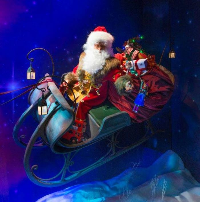Harrods Christmas Windows 2014 - 6
