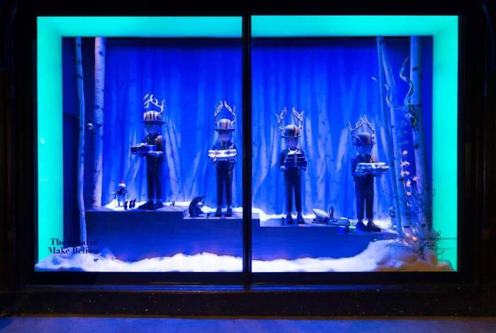 Harrods Christmas Windows 2014 - 8