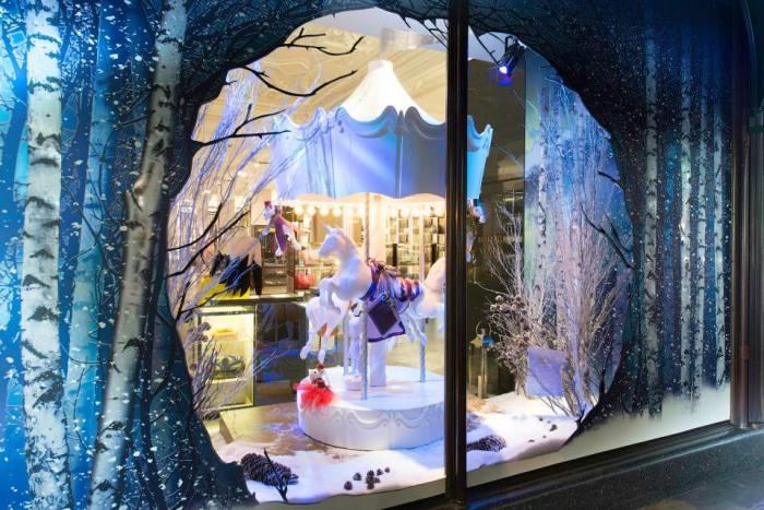 Harrods Christmas Windows 2014 - 9