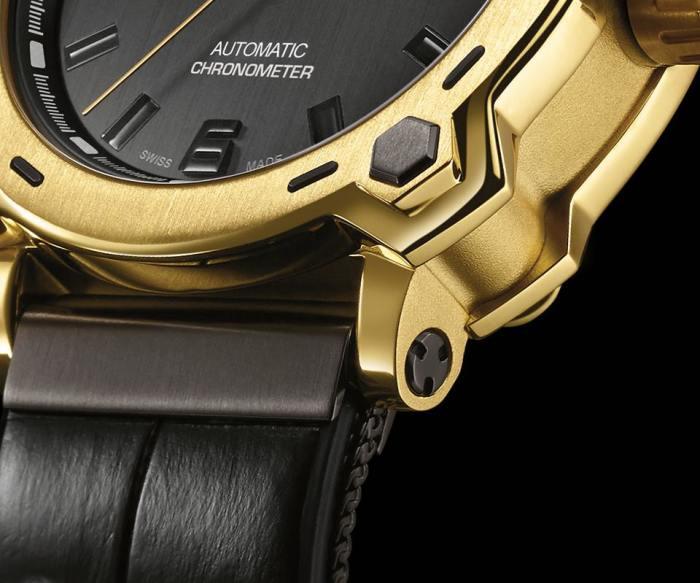 Joseph Bulova Collection First Edition 24 Karat Gold Timepiece 2