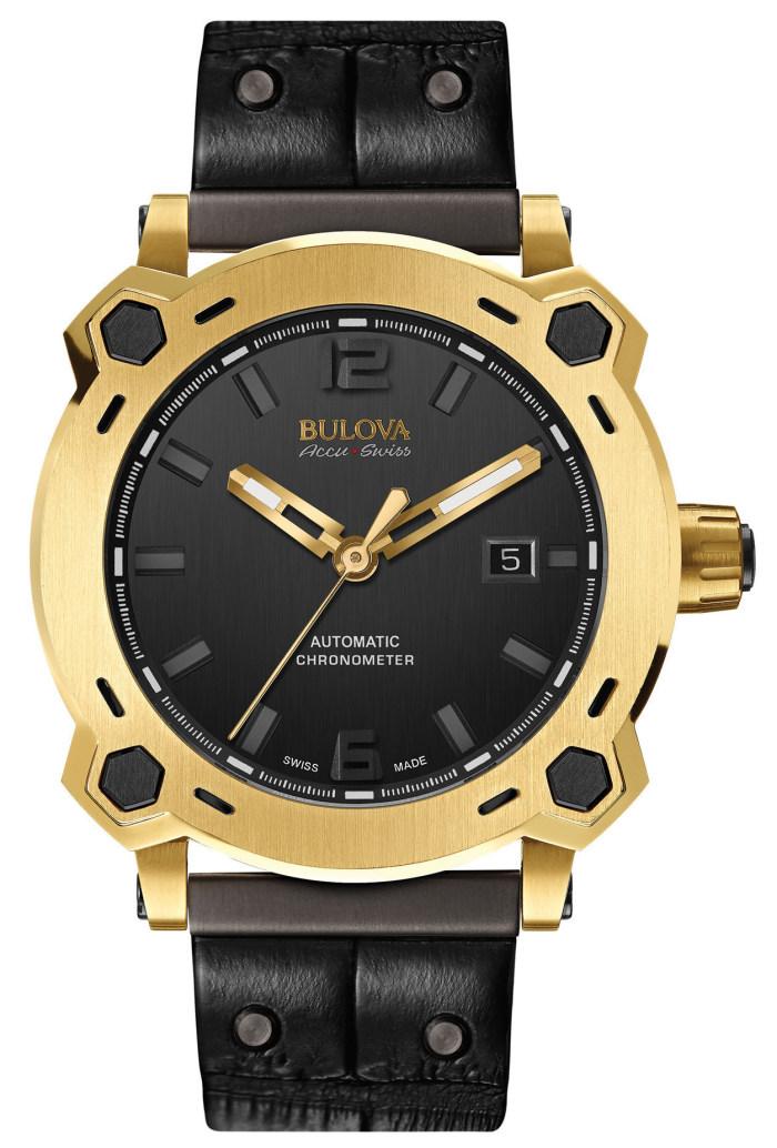Bulova Corporation 24-Karat Gold