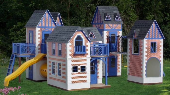 Lilliput Play Homes 5
