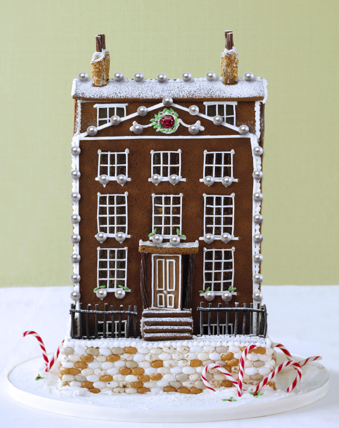 Most Expensive Gingerbread House 1
