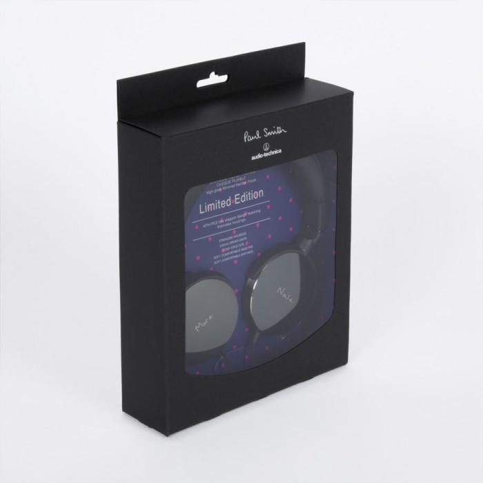 Paul Smith Limited Edition Audio Technica Headphones 4