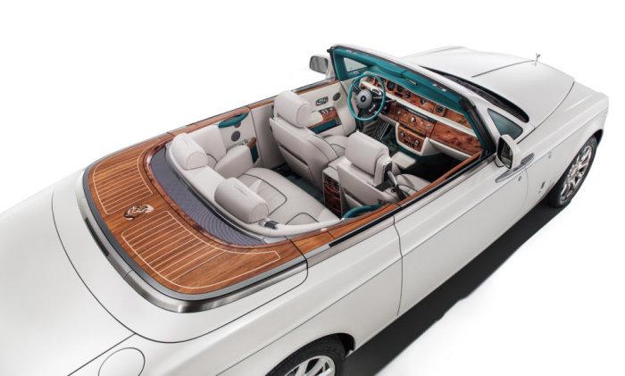 Rolls-Royce Maharaja Phantom Drophead 1