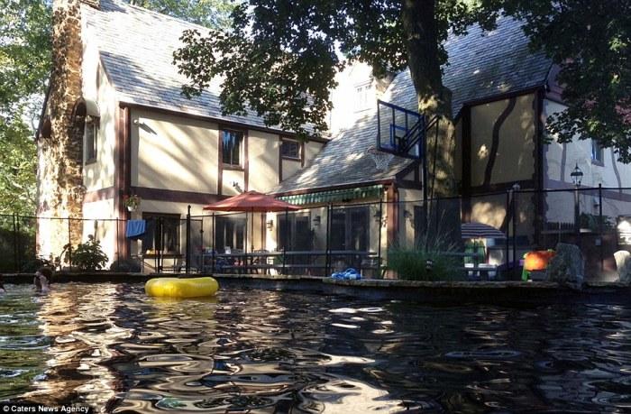 Staten Island Godfather Mansion 5