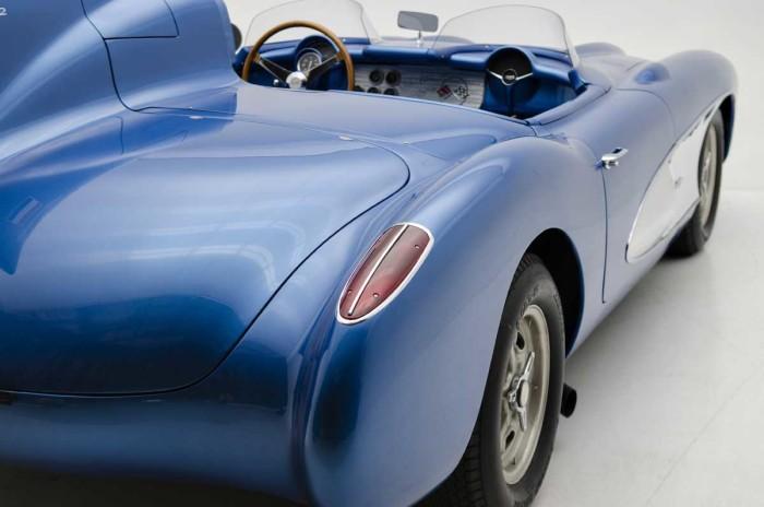 1956 Corvette SR-0 Sebring Racer 10