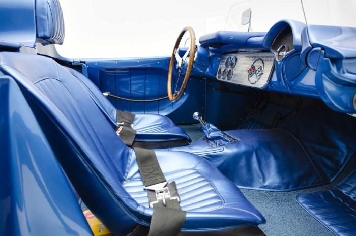 1956 Corvette SR-0 Sebring Racer 11