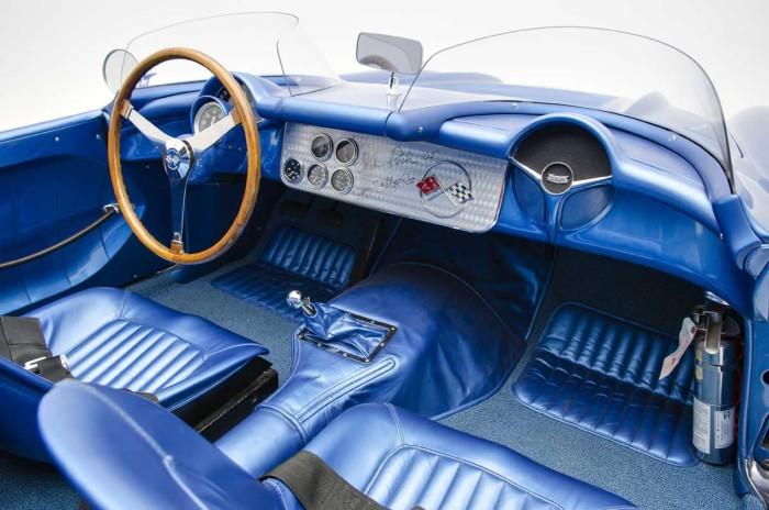 1956 Corvette SR-0 Sebring Racer 12
