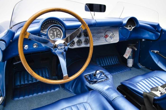1956 Corvette SR-0 Sebring Racer 15