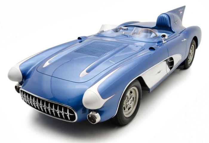 1956 Corvette SR-0 Sebring Racer 2