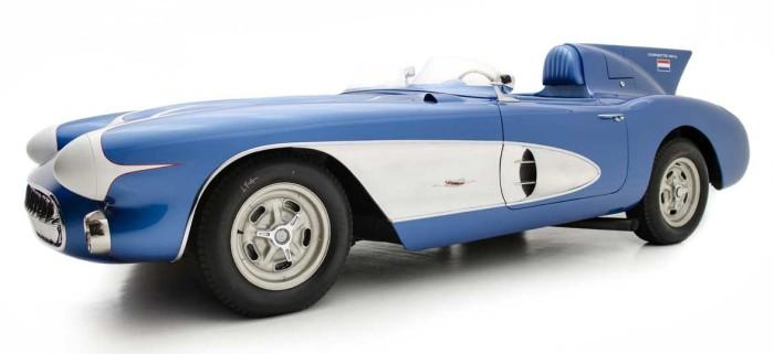 1956 Corvette SR-0 Sebring Racer 4