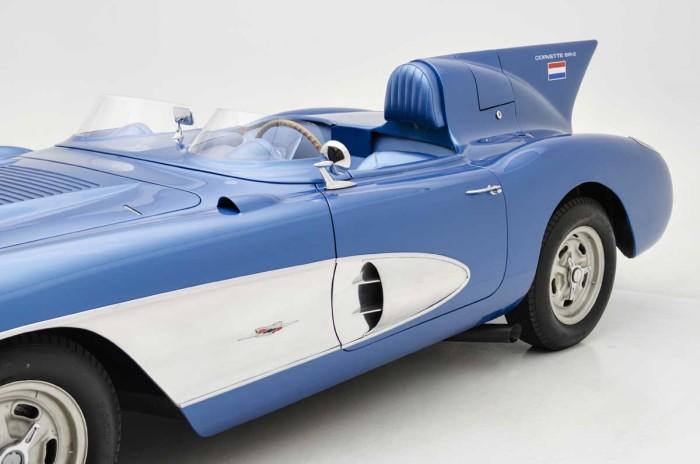 1956 Corvette SR-0 Sebring Racer 5
