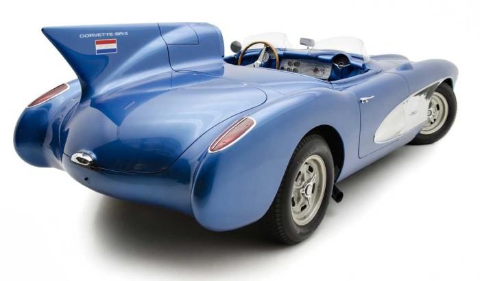 1956 Corvette SR-0 Sebring Racer 6