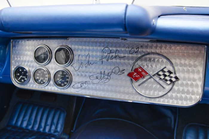 1956 Corvette SR-0 Sebring Racer 8
