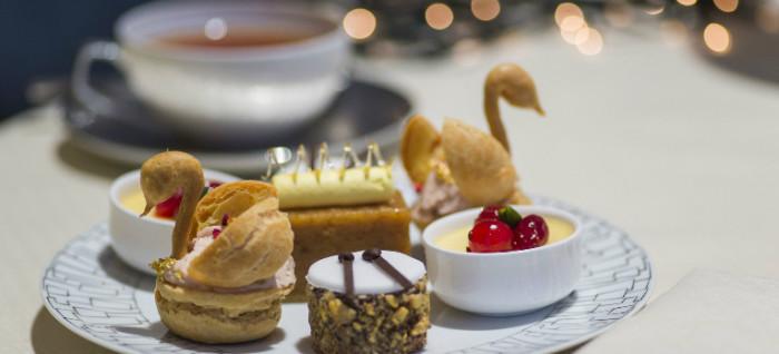 Christmas Afternoon Tea Wellington Lounge 1