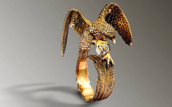 George Pragnell - Falcon Ring