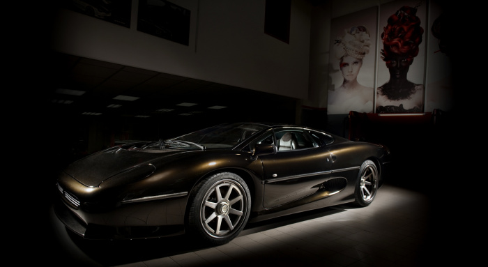 Jaguar XJ220 By Vilner 7
