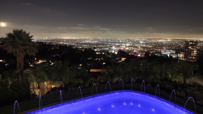 Markus Persson's Beverly Hills Mansion 1