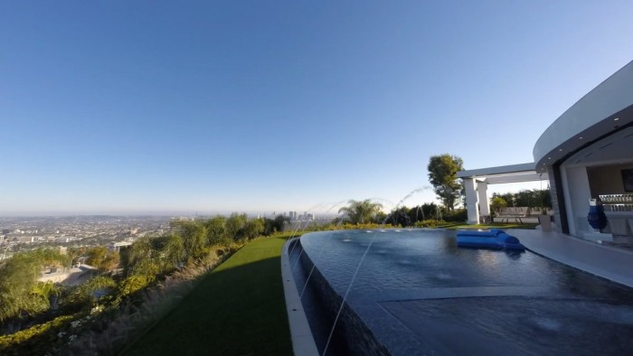 Markus Persson's Beverly Hills Mansion 3