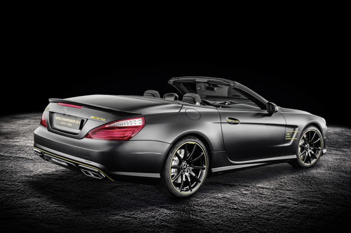 Mercedes-Benz SL63 AMG World Championship 2014 Collector's Edition 8