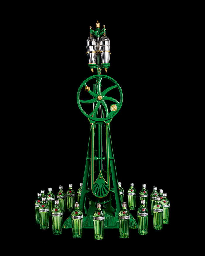 Neiman Marcus Christmas Book 2014 - Tanqueray No Ten Imperial Shaker