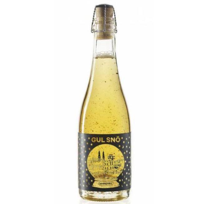 Pang Pang Yellow Snow Beer