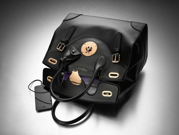 Ralph Lauren Ricky Bag With Light 1
