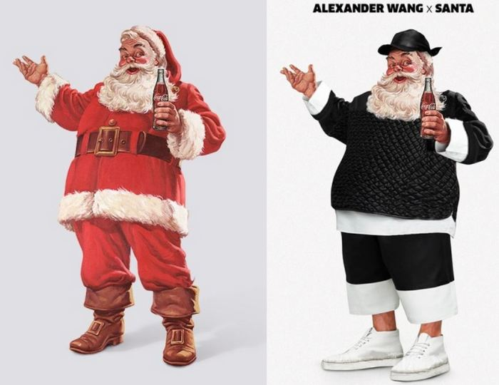 Santa Claus New Fashion Wardrobe 1