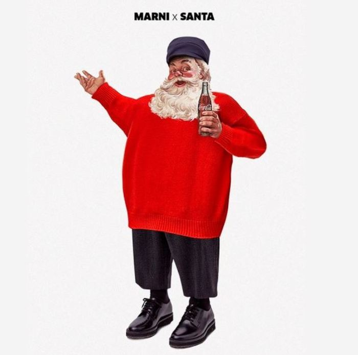 Santa Claus New Fashion Wardrobe 5
