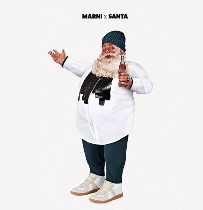 Santa Claus New Fashion Wardrobe 6