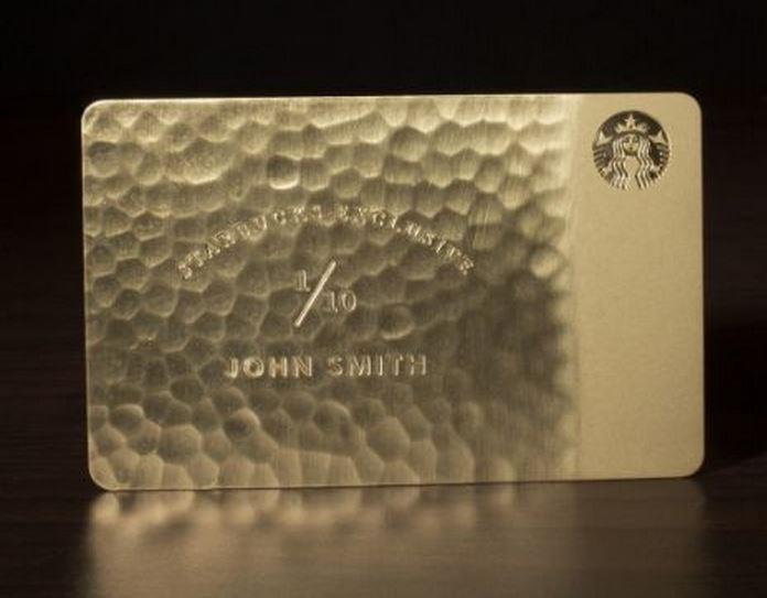 Starbucks For Life 1