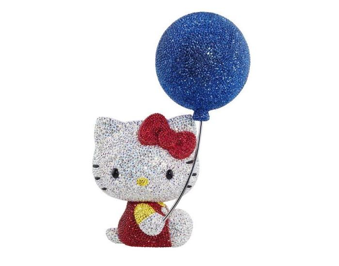 Swarovski Studded Mickey and Hello Kitty 3