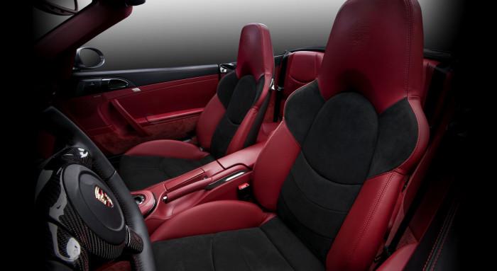 Vilner Porsche 911 Turbo Cabrio 3